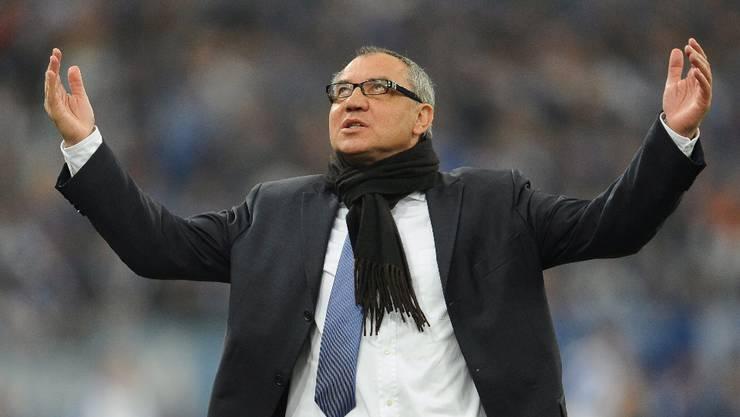 Magath hat auf Schalke ausgequält: Der Aufsichtsrat ist sich einig – die Zeit des «Quälix» ist vorbei. Keystone