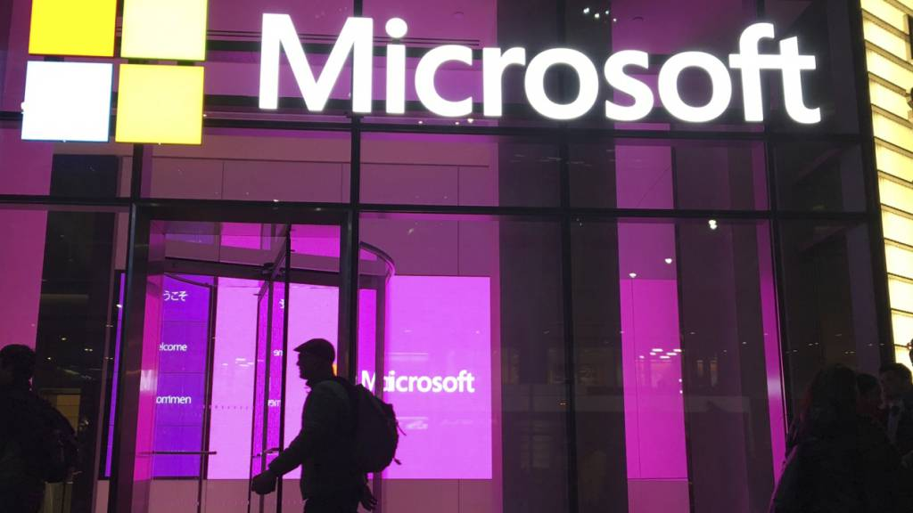 Der Microsoft-Konzern hat Teile seiner Software aktualisiert, weil Hacker offenbar auf E-Mail-Systeme zugreifen konnten. (Archivbild)