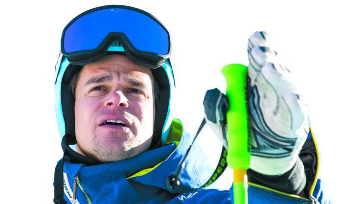 Der amtierende Abfahrts-Weltmeister Patrick Küng.