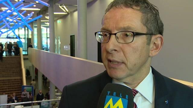Urs Hofmann über Standort-Strategie für Hightech und Atomendlager