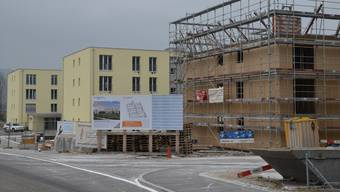 In die Wohnüberbauung Wohlermatte soll auch ein Kindergarten kommen.