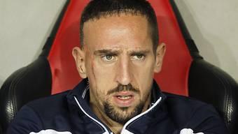 Franck Ribéry hofft weiter auf einen Einsatz an der WM in Brasilien