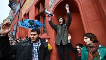 Die Klimastreiks sind laut, aber realpolitisch nur bedingt erfolgreich. (Archiv)