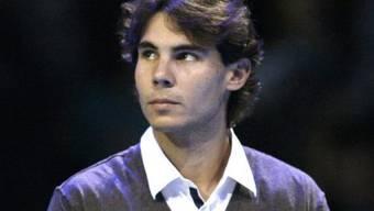 Auch Rafael Nadal kann sich wohl mit dem Entscheid der ATP anfreunden