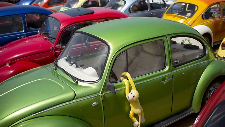 """Die Produktion des """"Beetle"""", der dem legendären VW Käfer ähnlich sieht, soll im nächsten Jahr eingestellt werden."""