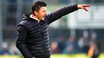 FCA-Coach Marinko Jurendic.