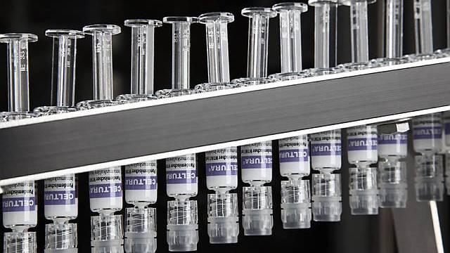 Impfstoff Celtura von Novartis