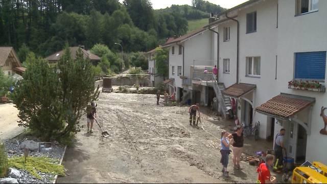Kein Bock mehr wegen Hochwasser