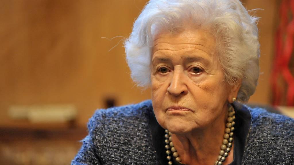«Hüterin der Beutekunst» - Irina Antonowa in Moskau gestorben