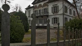 Die Villa Malaga wurde von einem externen Büro vermarktet.Chris Iseli