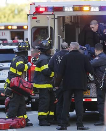 Sechs Personen wurden dabei getötet.
