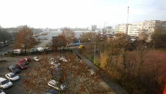 Deponie Feldreben im Dreieck Hofacker-, Stegacker- und Kreigackerstrasse