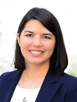 Fiona Hostettler (neu), 775 Stimmen, Politologin