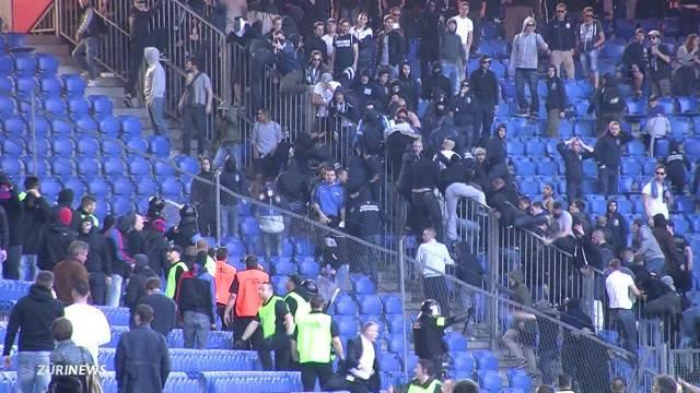 FC Aarau schliesst Gästesektor wegen Angst vor FCZ-Fans