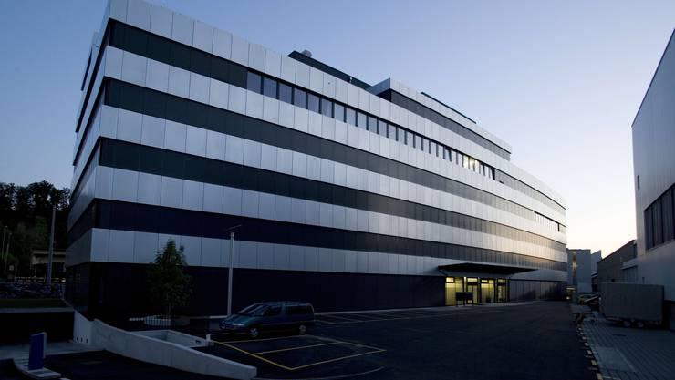 Biotech: Die Wagistrasse 14, einer der Prestigebauten mit Labors und Büros.