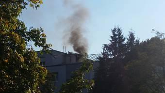 Balkonbrand Zufkion