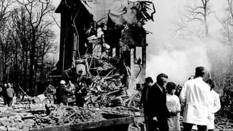 Explosion Sprengstofffabrik Dottikon 1969