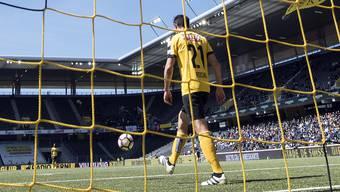 Heisst das «Stade de Suisse» bald Ifolor-Arena?