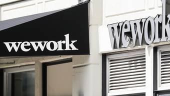 WeWork steht unter Druck, seine Börsenpläne trotz der Skepsis von Anlegern voranzutreiben, um die Finanzierung seines Geschäfts sicherzustellen. (Archiv)