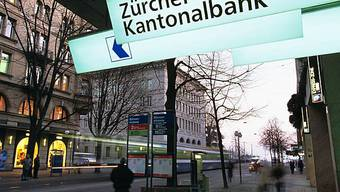 ZKB verbucht hohen Neugeldzufluss