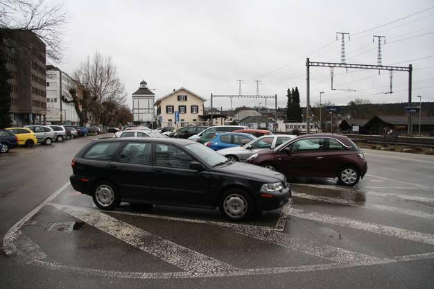 Parkplätze gäbe es künftig nur noch unterirdisch.