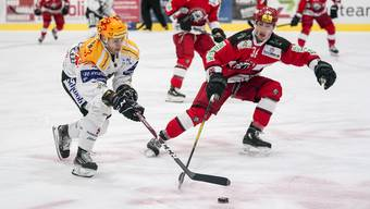 Eishockey, Swiss League: EHC Winterthur-EHC Olten (24.11.20)