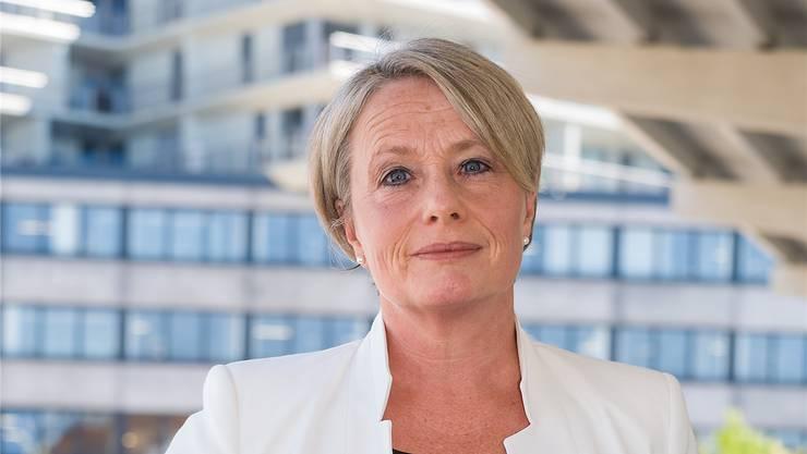 Bald im Bundesrat?: Elisabeth Schneider-Schneiter