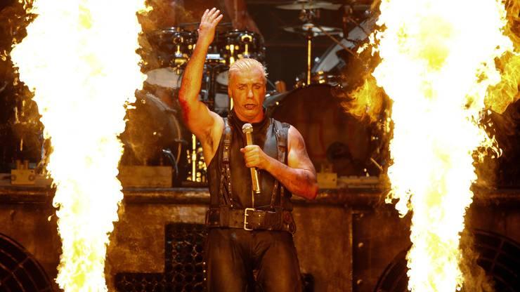In nur gerade 10 Minuten war das Konzert von Rammstein im Stade de Suisse ausverkauft