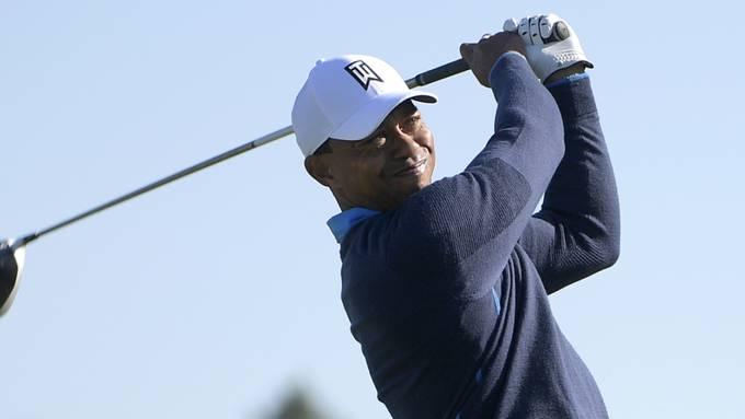 Tiger Woods gilt wieder als Anwärter auf den Sieg bei einem Masters-Turnier.