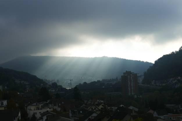 Durb die Wolken