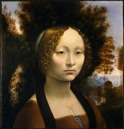 Das Bildnis der Ginevra de Benci