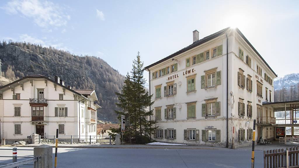 Graubünden zahlt zwei Millionen für Verschiebung von Villa