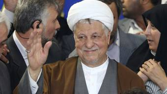 Irans Ex-Präsident Rafsandschani