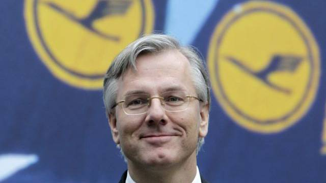 Lufthansa-Chef Christoph Franz wechselt zu Roche (Archiv)
