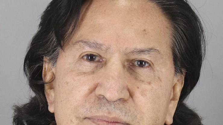Betrunken in einem Restaurant: Der frühere Präsident Perus, Alejandro Toledo, wurde in Kalifornien für eine Nacht festgenommen.