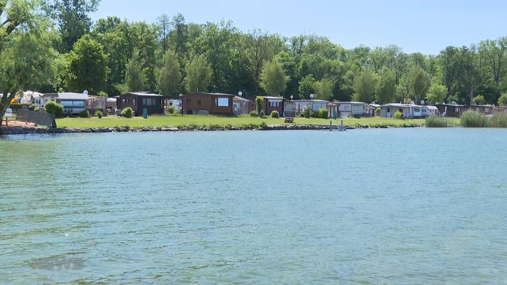 Trotz Auffahrt-Wochenende: Campingplätze bleiben zu