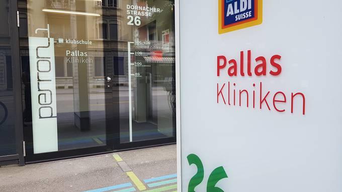Hier gehts zur Pallas Klinik.