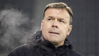 Hätte sich eine vorsichtigere Zielformulierung des Vereins gewünscht: Patrick Rahmen, Trainer des FC Aarau,