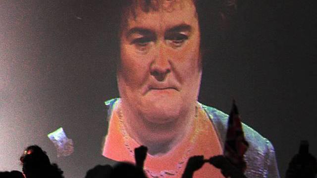Casting-Kandidatin Susan Boyle