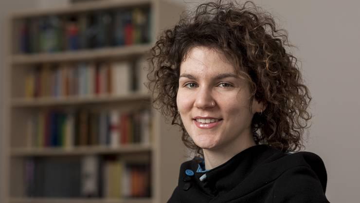 Für ihren Fantasy-Roman legte sich Sabrina Witzig das Pseudonym Severn A. Lee zu.