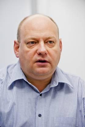 Auch um seine Aussagen geht es: Valentin Schmid, Ammann von Spreitenbach.
