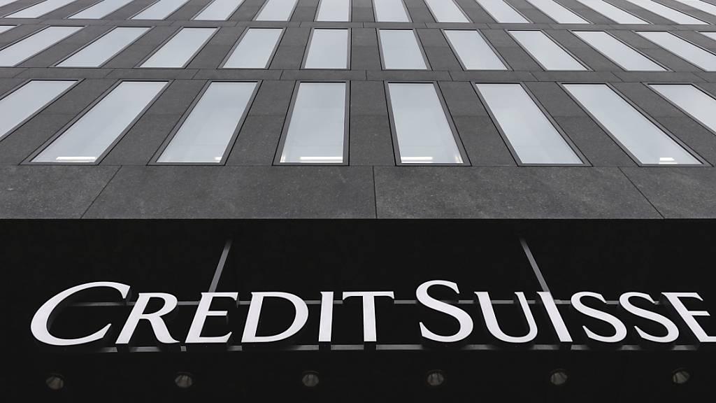 Der starke Start der Credit Suisse ins neue Jahr wird von den Turbulenzen um die Insolvenz der britisch-australischen Greensill Capital überschattet. (Archivbild)