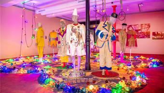 Zirkus-Kostüme sind eine eigene Kunstrichtung in der Mode.