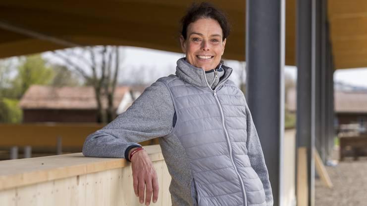 Barbara Ehrat, OK-Präsidentin der Dressurtage