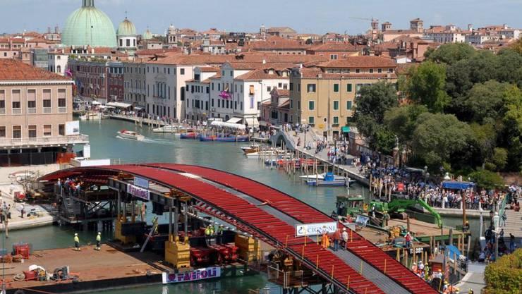 In dieser Gegend von Venedig wurde der Wildpinkler erwischt. (Archivbild)