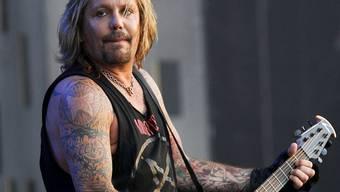 In Konflikt mit dem Gesetz: Mötley-Crüe-Sänger Vince Neil (Archiv)