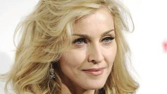 Madonna kleidet sich gerne sexy (Archiv)