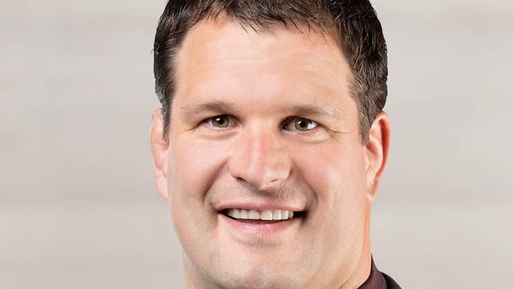Manuel Strupler, SVP, Thurgau