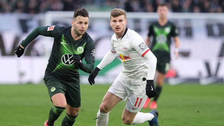 Vom Feuerwehrmann zur Teamstütze: Wie sich Renato Steffen in der Corona-Saison beim VfL Wolfsburg steigerte