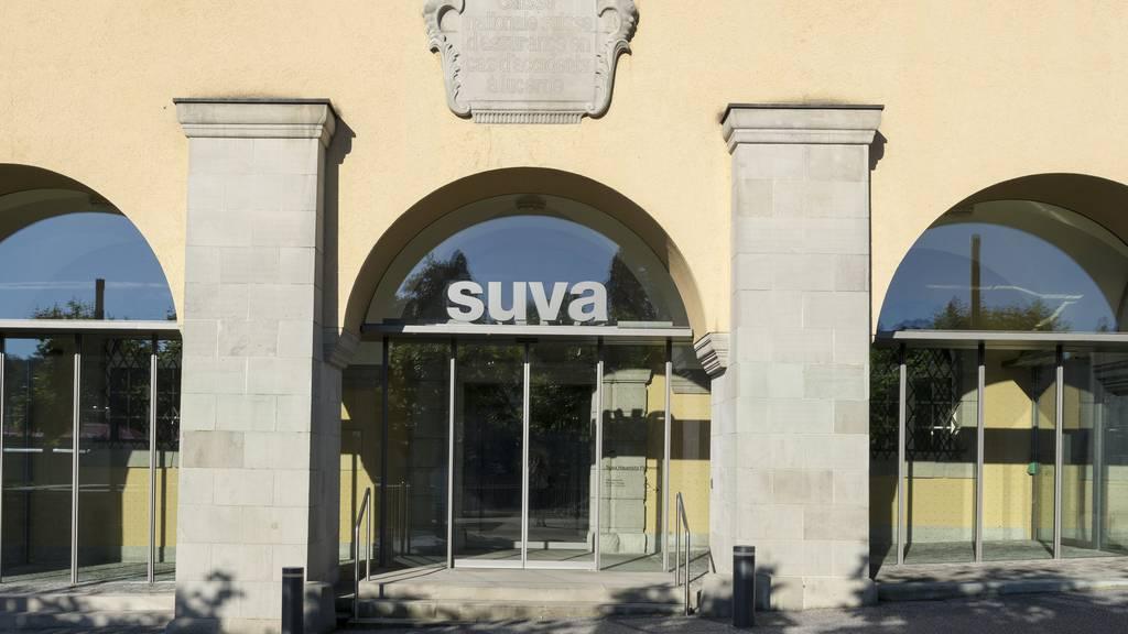 800 Mitarbeiter der Suva von Umstrukturierung betroffen